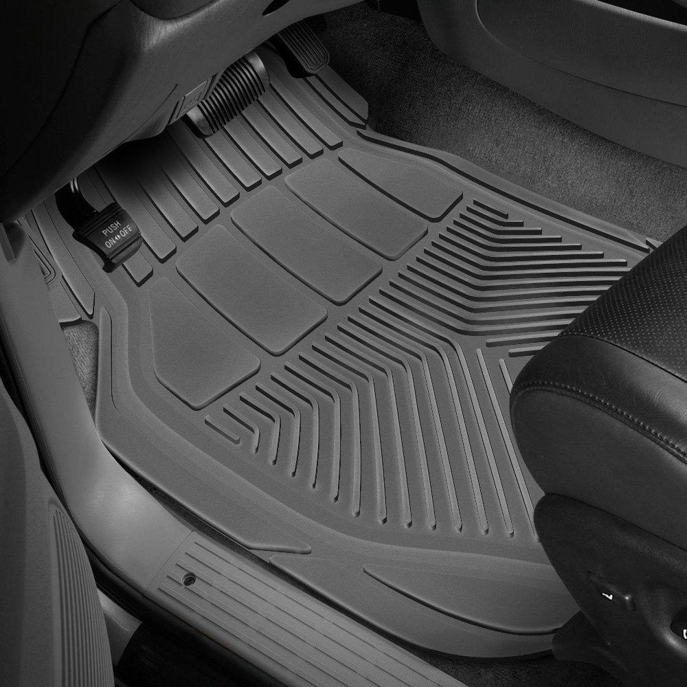 Rubber queen floor mats - Image May Not Reflect Your Exact Vehicle Rubber Queen All Season Ii