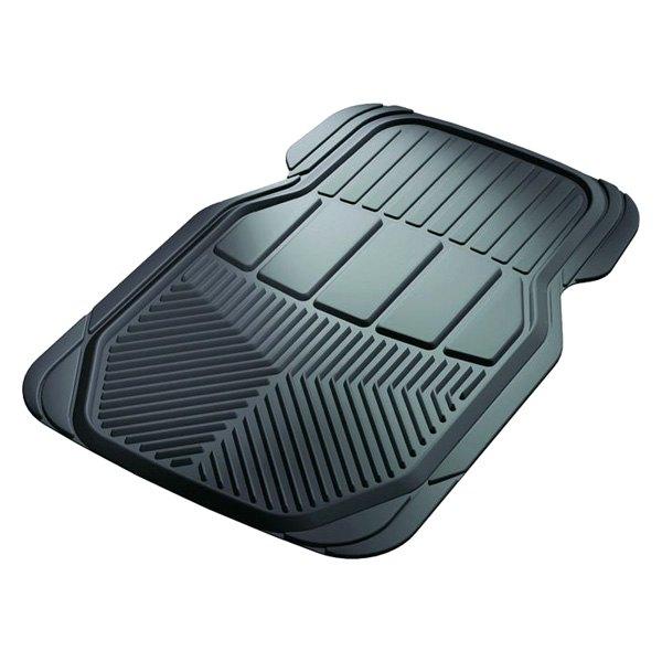 Rubber queen 70781 all season ii floor mat black 1 for 1 piece floor mats