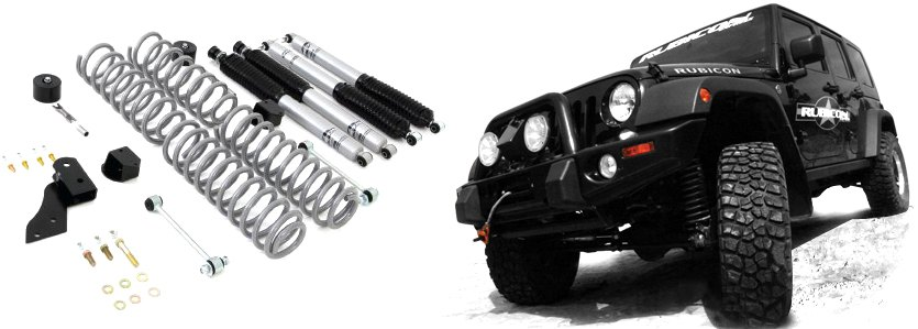 Rubicon Express® -  Standard Coil System