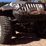 Suspension Systems for Jeep Wrangler