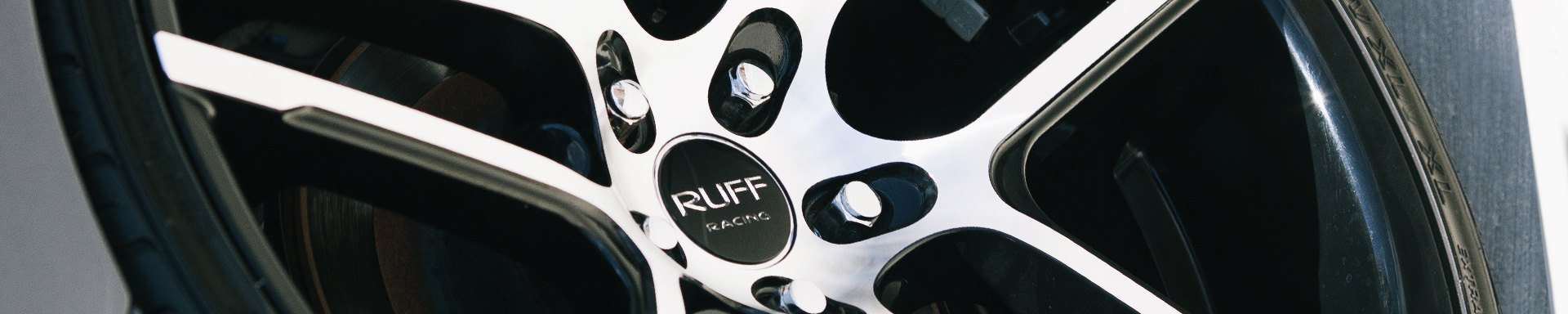 Universal RUFF RACING CUSTOM WHEELS
