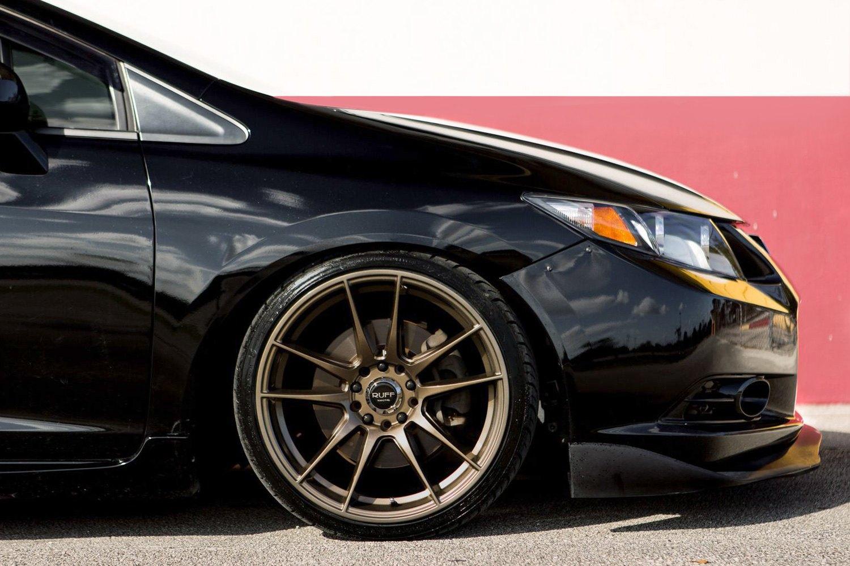 RUFF RACING® R364 Wheels - Bronze Rims