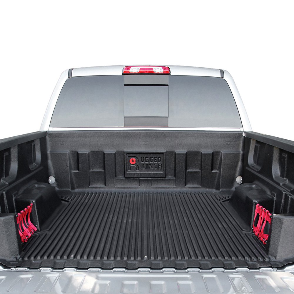 For Chevy Silverado 3500 07 13 Rugged Liner C55u07n