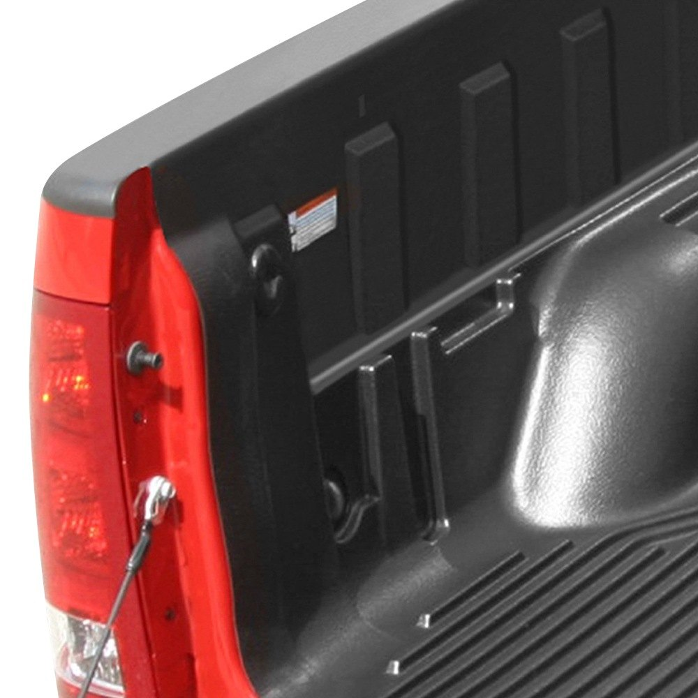 Rugged Liner®   Over Rail Truck Bed ...