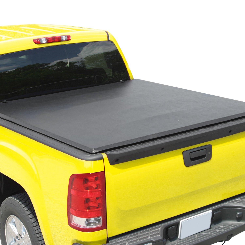 Rugged Liner E3 Tun5507 E Series Soft Tri Fold Tonneau Cover