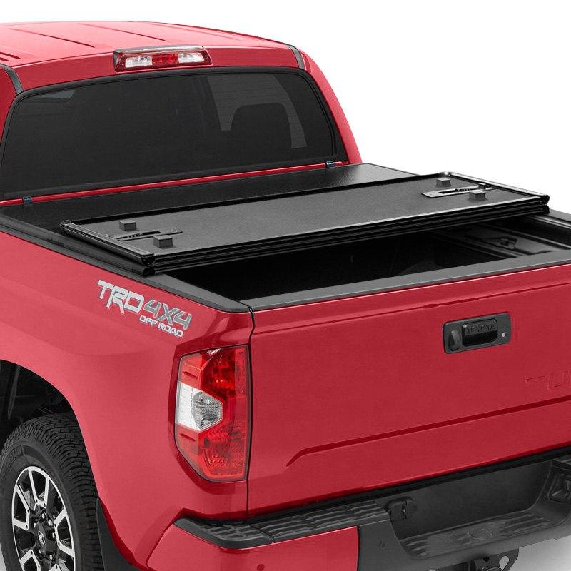 Rugged Liner Premium Hard Folding Tonneau Cover