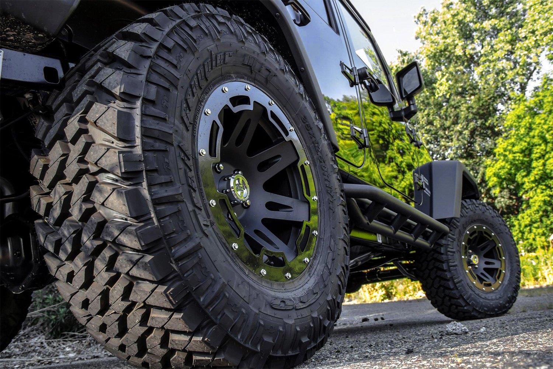 Photo Gallery Rugged Ridge 15301 Chrome On Jeep Wrangler