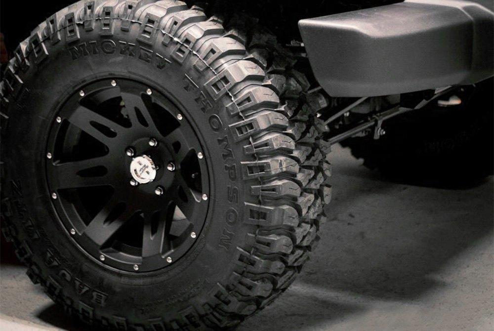 Wranglerrugged Ridge Xhd Satin Black On Jeep