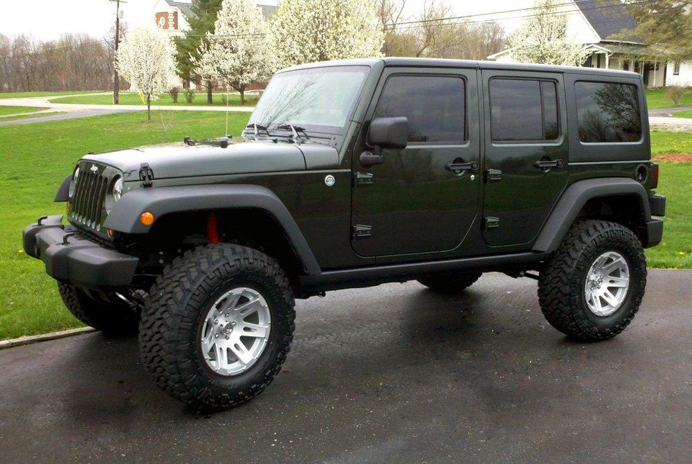 Rugged Ridge Xhd Silverrugged Silver On Jeep