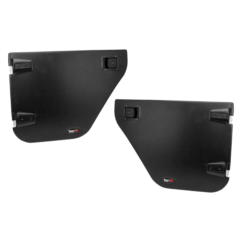 Rugged Ridge® - Steel Rear Half Doors