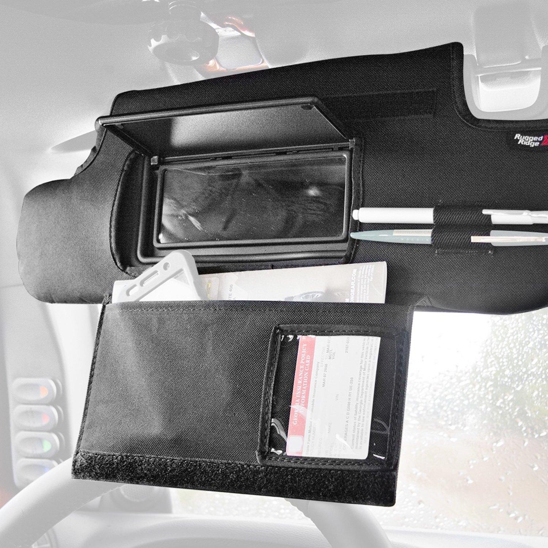 Rugged Ridge Jeep Wrangler 2014 Interior Storage Accessories