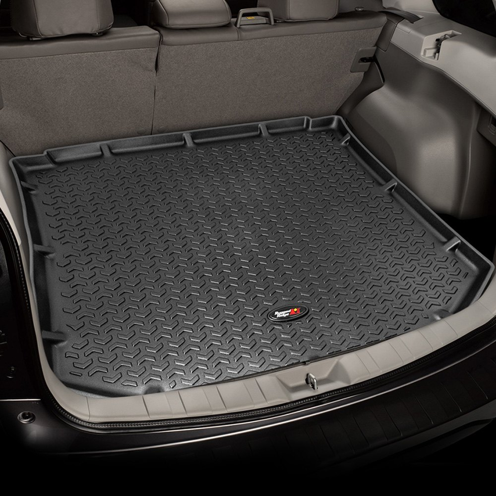Rugged Ridge®   All Terrain Black Cargo Liner