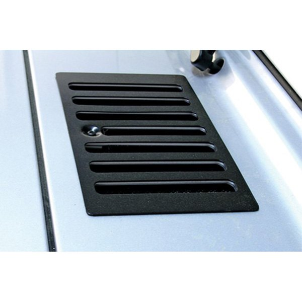 Rugged ridge cowl vent cover