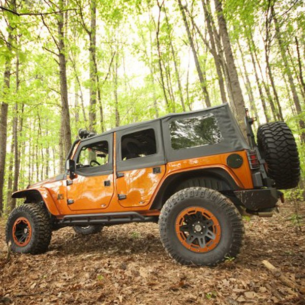Rugged Ridge 174 11620 11 All Terrain Front And Rear Fender