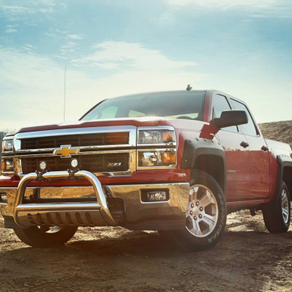 Rugged Ridge 174 Chevy Silverado 1500 2016 All Terrain