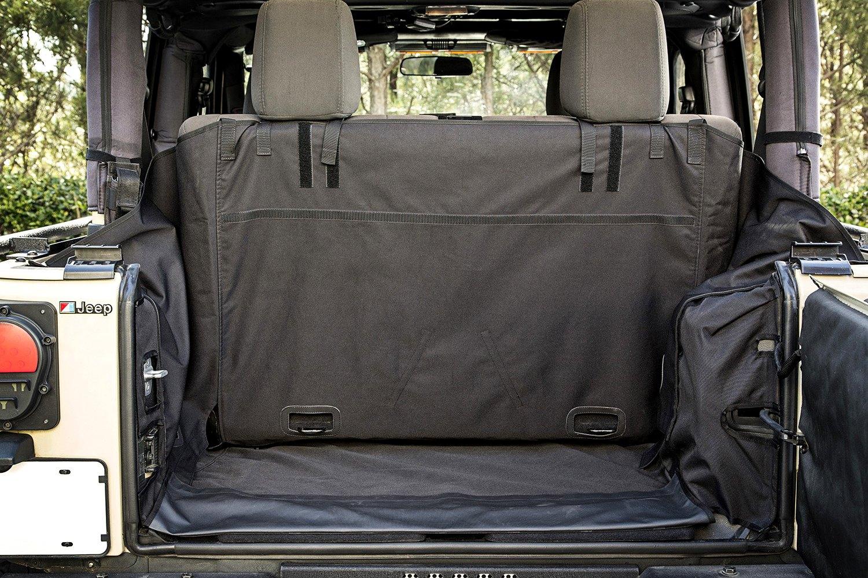 Rugged Ridge 174 Jeep Wrangler 2007 2014 C3 Cargo Cover