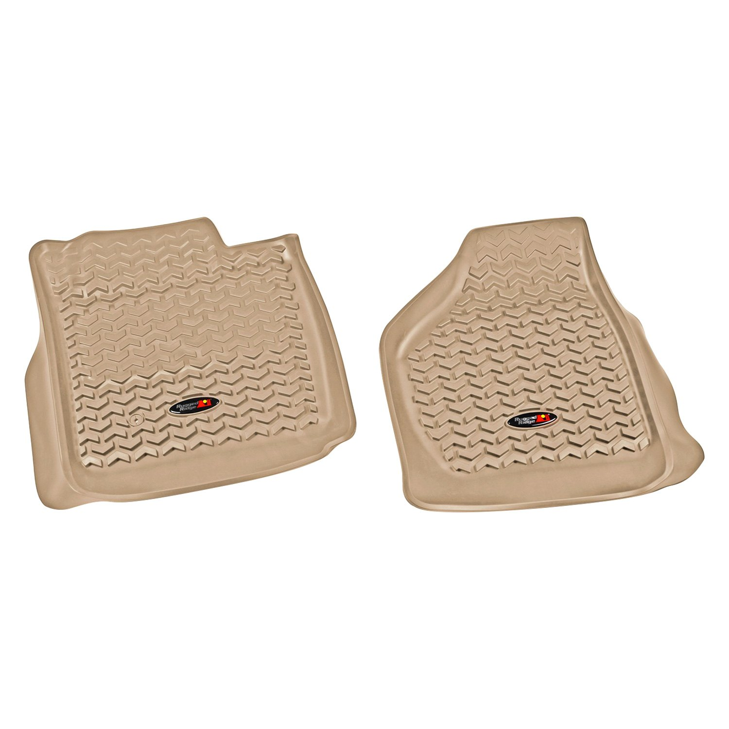 ford f 150 floor mats liners autoanything auto accessories. Black Bedroom Furniture Sets. Home Design Ideas