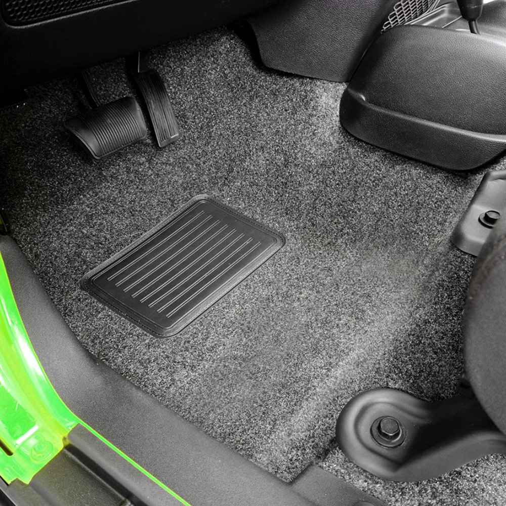 Gray Deluxe Replacement Carpet Kit