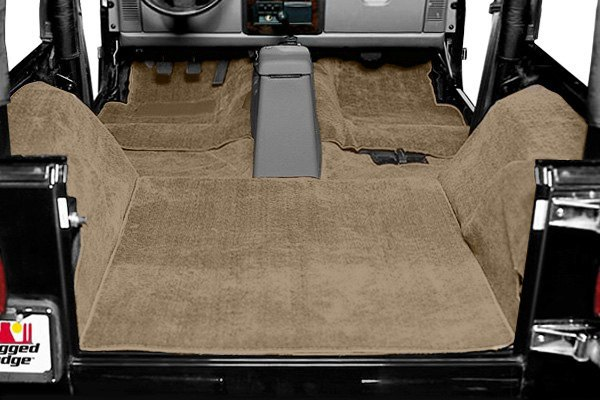 Rugged Ridge Jeep Wrangler Deluxe Replacement