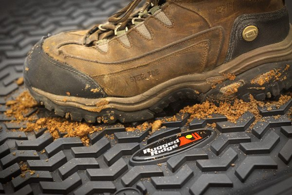 ... SetRugged Ridge®   All Terrain Floor Liners   Build Exclusively For  Trucks And ...