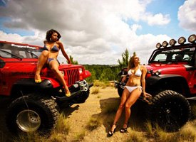 Rugged Ridge Jeep Girls