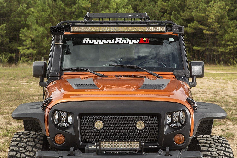 rugged ridge jeep wrangler 2007 2017 elite fasttrack 8. Black Bedroom Furniture Sets. Home Design Ideas