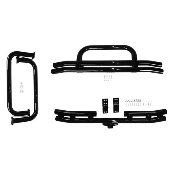 Rugged Ridge Full Width Front And Rear 3 Tubular Bumper And Side Step Kit 4288528 also 103601501 0 together with 59883870024541831 as well AXNISBIRF Y61KIT as well Pinion Seal Rear Dana Axle P 6000. on off road bumpers