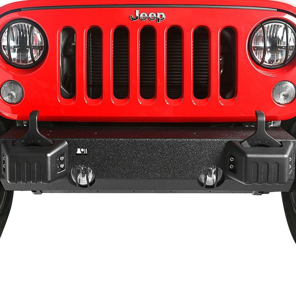 Rugged Ridge® - XHD Stubby Front HD Black ...