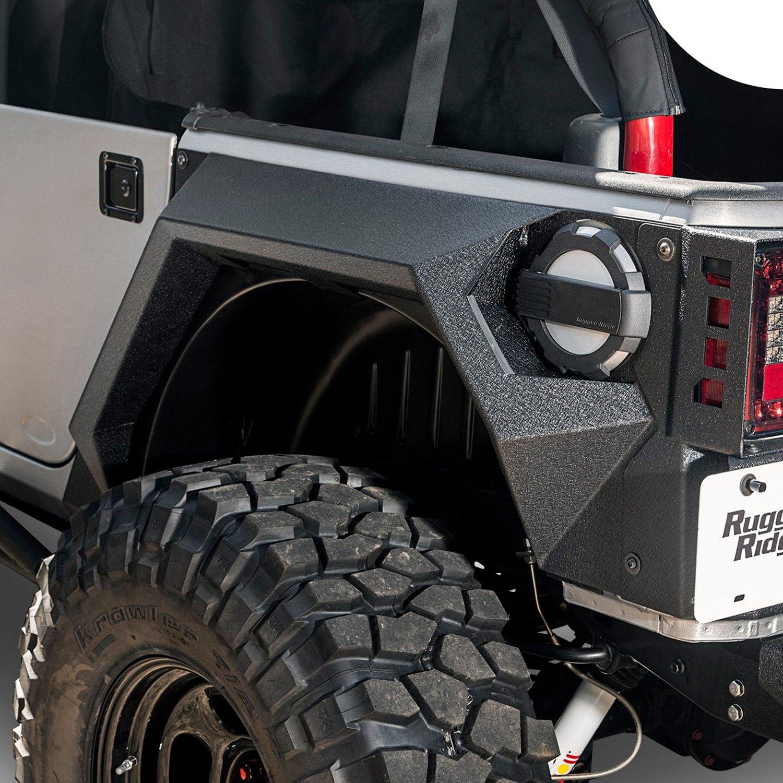 Rugged Ridge 174 Xhd Armor Fender Flares