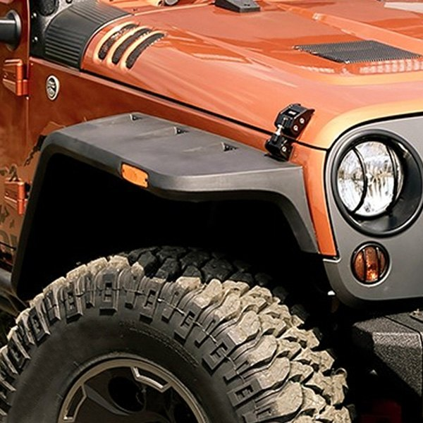 Rugged Ridge 174 Jeep Wrangler 2 Doors 2010 Hurricane Front