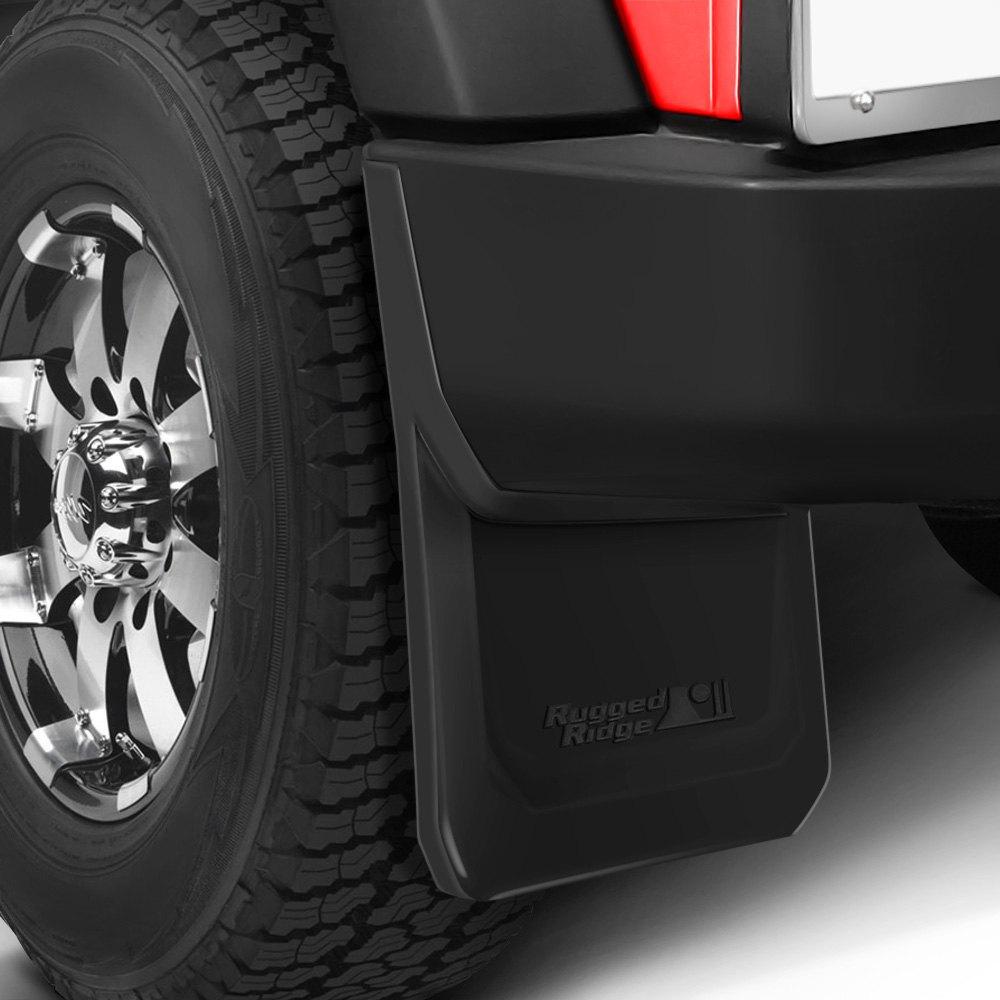 rugged ridge jeep wrangler 2007 2017 splash guards. Black Bedroom Furniture Sets. Home Design Ideas