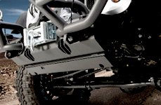 Rugged Ridge® - Front Steering Skid Plate