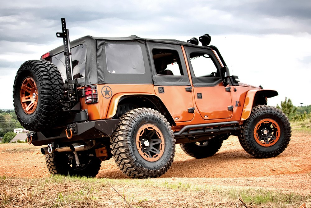Rugged Ridge Jeep Bumpers >> Rugged Ridge™ | Jeep Accessories & Off-Road Parts - CARiD.com