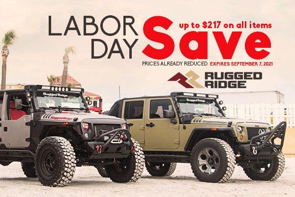 Rugged Ridge Promo