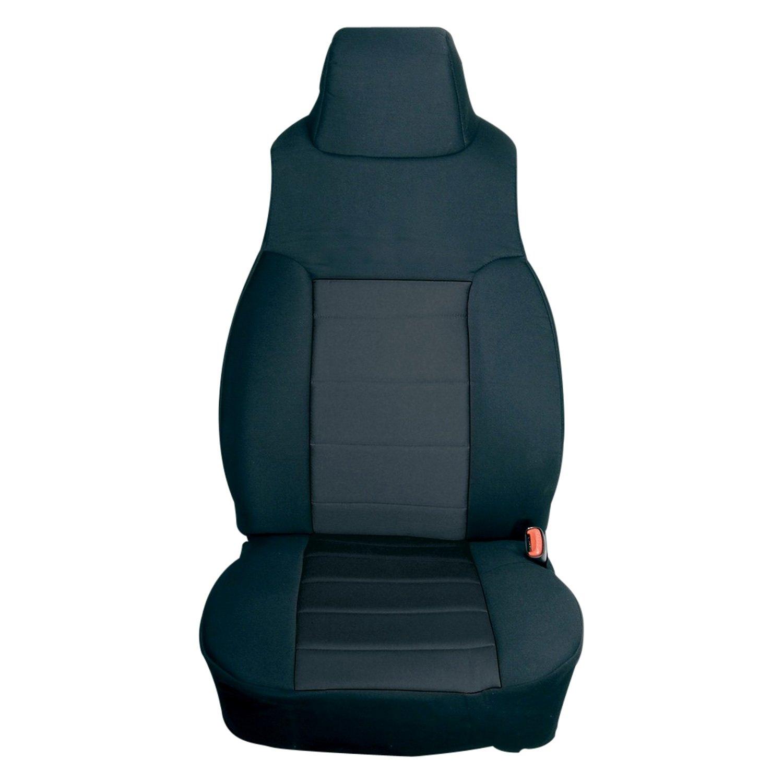 Neoprene Seat Covers For Jeep >> Rugged Ridge® - Jeep Wrangler 1995 Neoprene Seat Covers