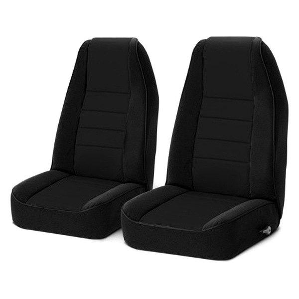 ... GrayRugged Ridge®   Neoprene Front Seat Covers, ...