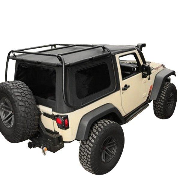 Rugged Ridge 174 Jeep Wrangler 2007 Exo Top
