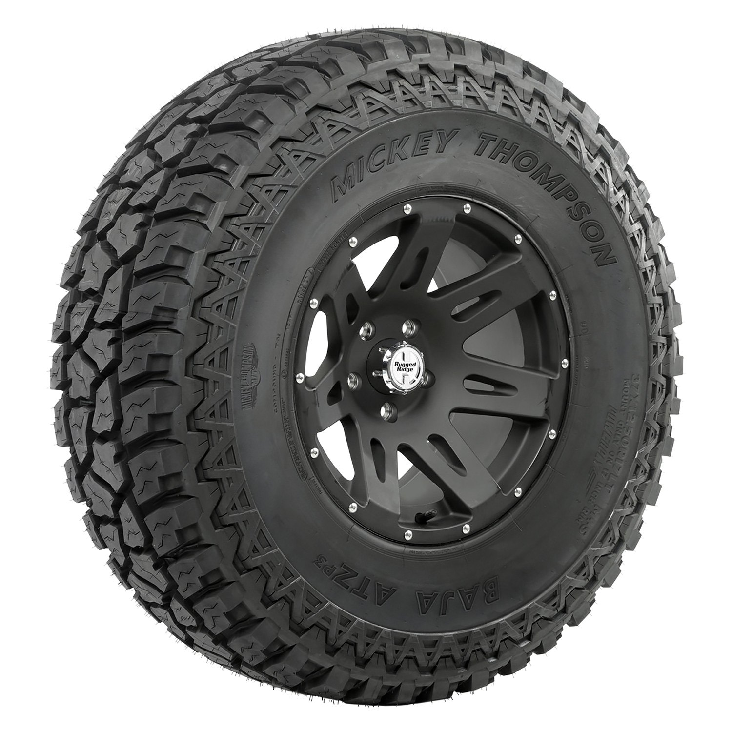 rugged ridge 17 7 spokes xhd black satin wheels and tires package. Cars Review. Best American Auto & Cars Review
