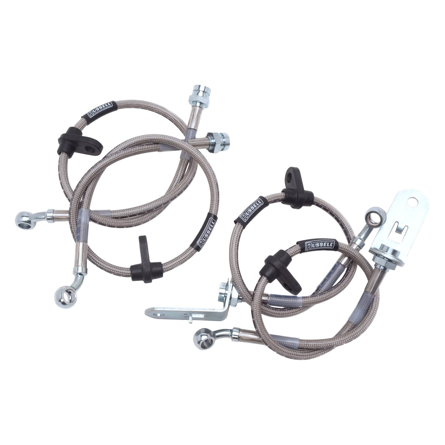 russell ford focus rear drum brakes 2001 brake hose kit. Black Bedroom Furniture Sets. Home Design Ideas