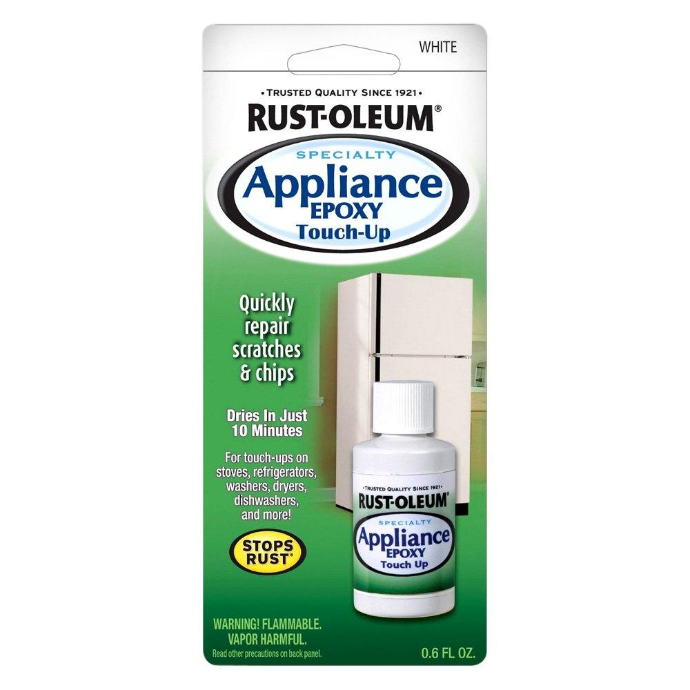 Rust-Oleum+Products Rust-Oleum? 203000 - 0.6 oz. White Stops Rust ...