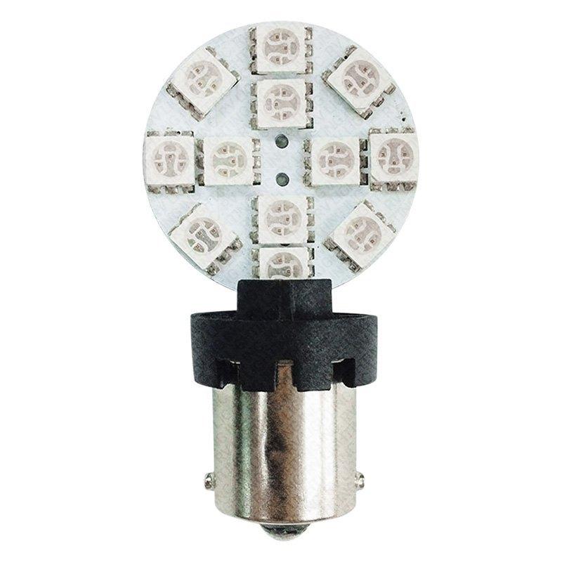 rv lighting wbu a12 eco led wbu amber porch light bulb. Black Bedroom Furniture Sets. Home Design Ideas