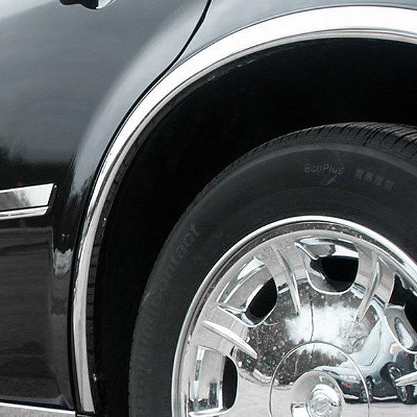 Saa Wz42305 Ford Explorer 4 Doors 2002 Stainless Steel Fender Trim