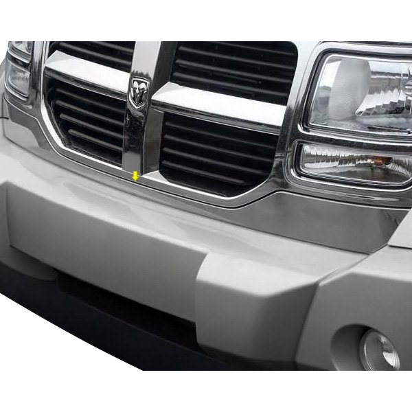 For Dodge Nitro 2007-2011 SAA SG47940 Polished Front