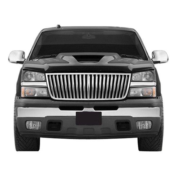 For Chevy Silverado 3500 03-06 SAA 1-Pc Chrome Vertical