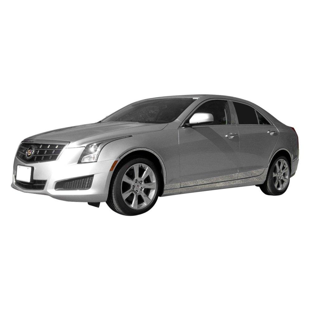 Cadillac Ats 2012: Cadillac ATS 2014 6-Pc Chrome Billet Main Grille Accent Trim