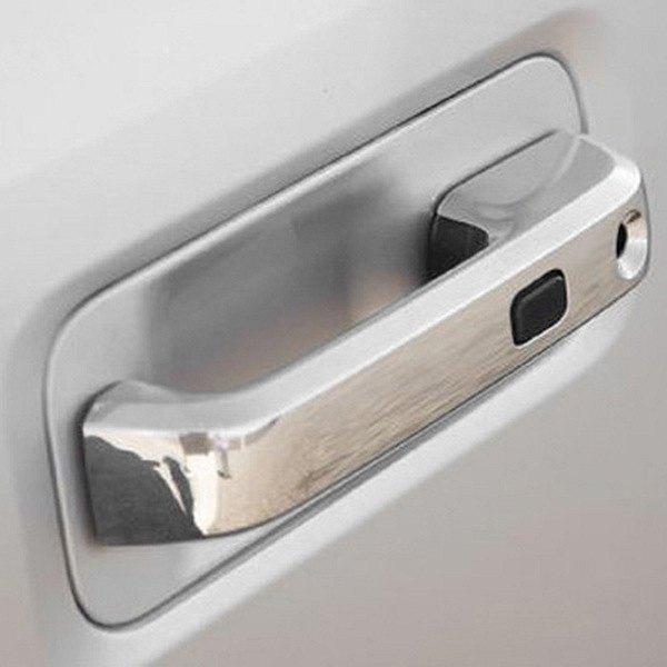 Chrome Door Handles Chrome Door Handle Covers Trim Chrome Door Html Autos Weblog