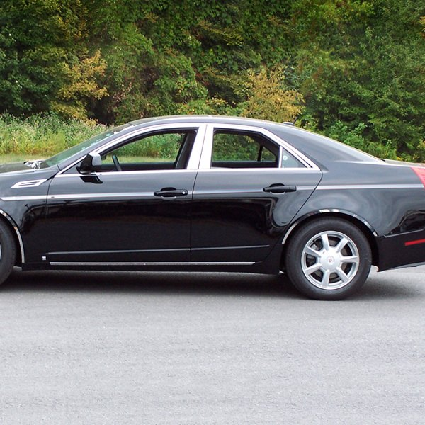 Cadillac Cts 2013 Price: Cadillac CTS 2013 I-Type Polished Body Side Moldings