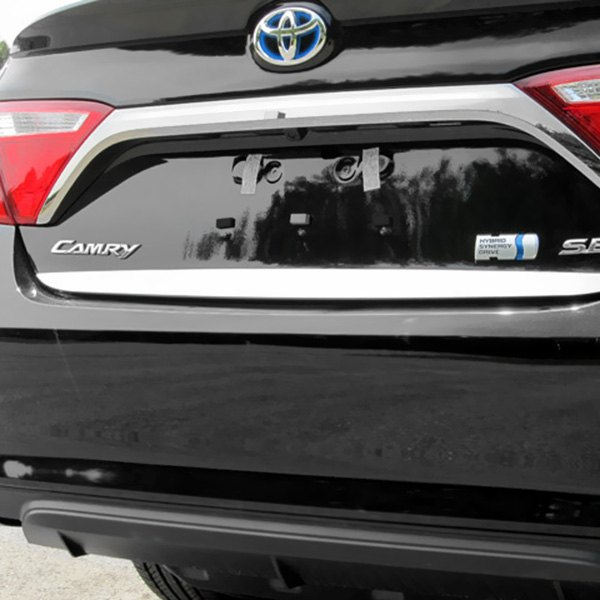 2016 Toyota Camry Pictures: Toyota Camry 2016 Polished Rear Deck Trim