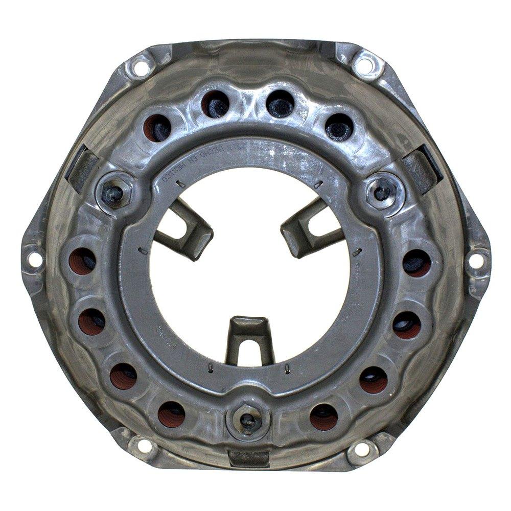 Pressure plate clutch