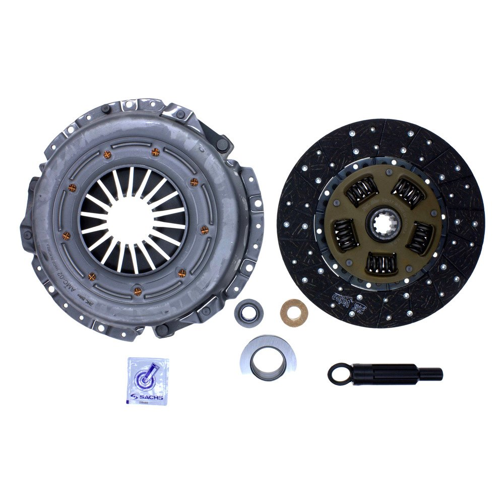 Ford Transmission Parts : Sachs ford f clutch kit